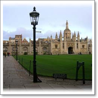 visitare Cambridge