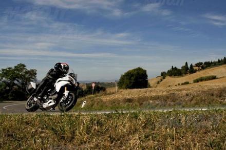 moto in Umbria