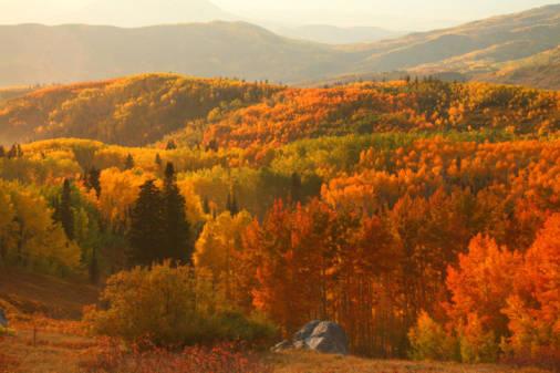 vacanza d'autunno