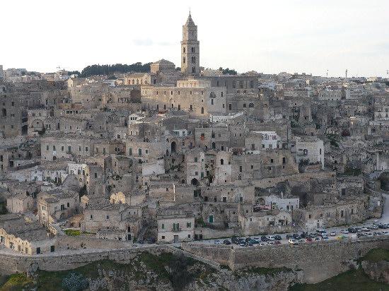 Unesco Sassi di Matera