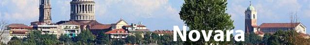 Alberghi a Novara