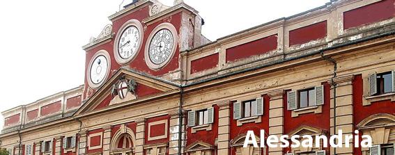 Alberghi ad Alessandria