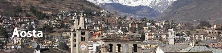 Alberghi ad Aosta