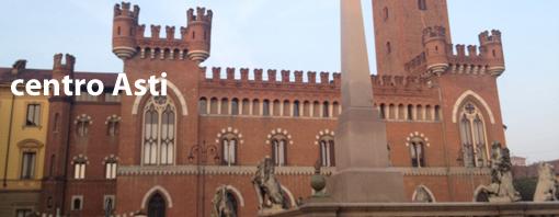 alberghi Asti centro