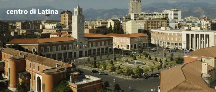 alberghi centro di Latina