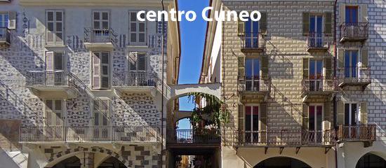 Alberghi in centro a Cuneo