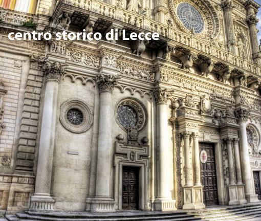 alberghi centro storico di Lecce
