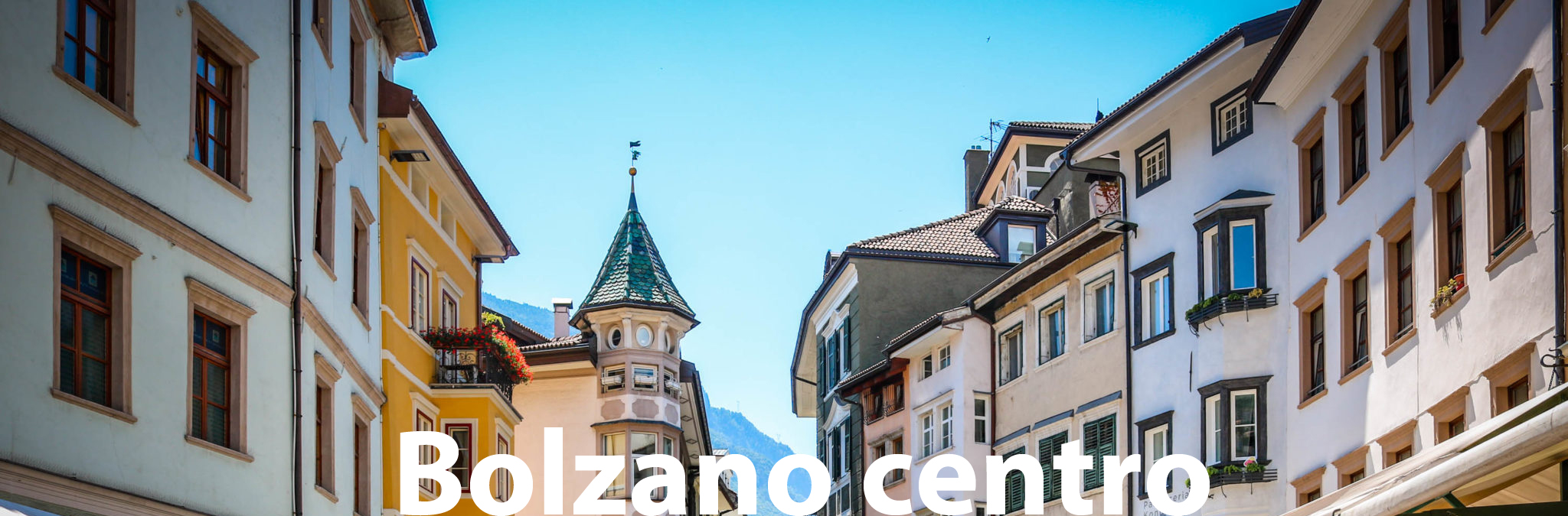 Visita il centro di Bolzano