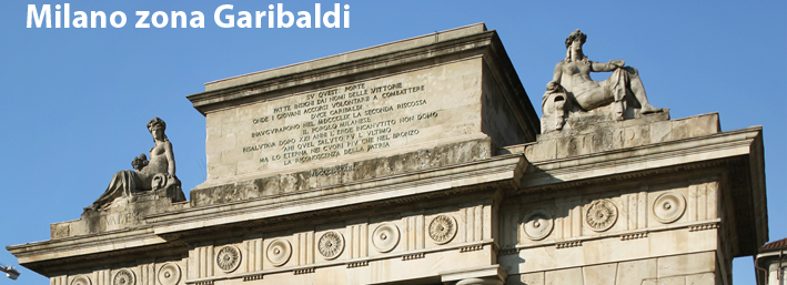 Alberghi Milano zona Garibaldi