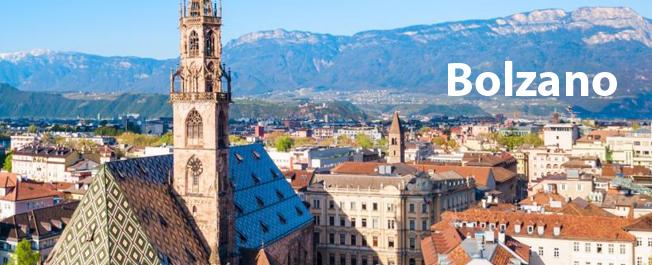 Citttà di Bolzano