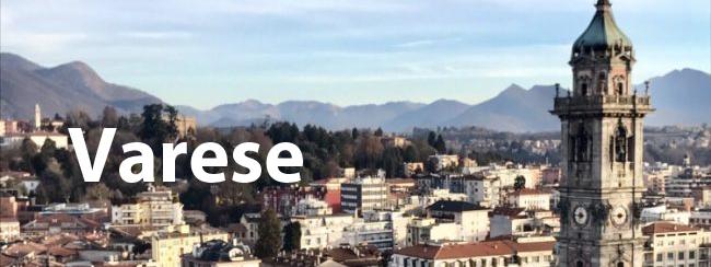 Alberghi a Varese