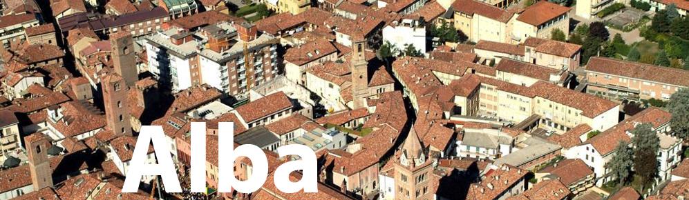 i tetti di Alba