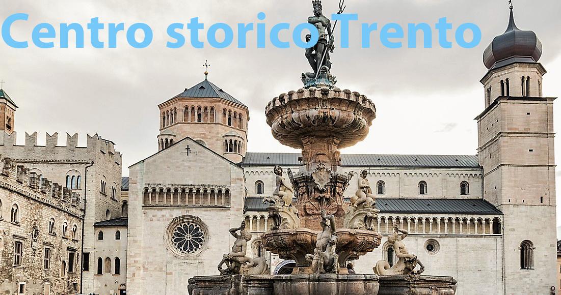 alberghi nel centro storico di Trento