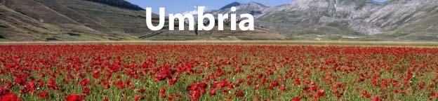 Albeghi in Umbria