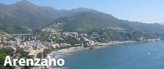 Panorama di Arenzano