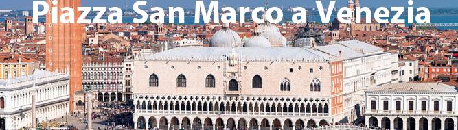 alberghi a Venezia Piazza San Marco