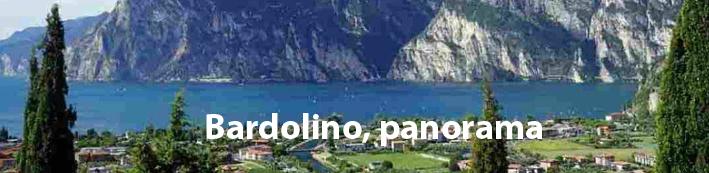 alberghi a Bardolino, panorama