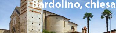 Scorcio chiesa a Bardolino