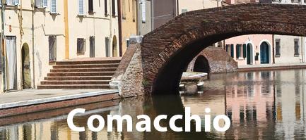 alberghi a Comacchio