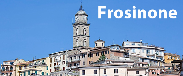 alberghi a Frosinone