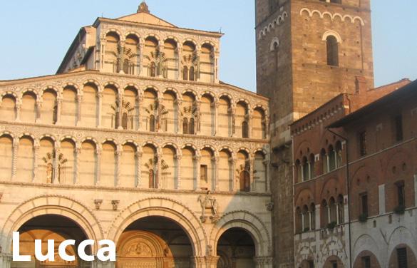 alberghi a Lucca