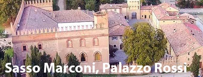 alberghi a Sasso Marconi, Palazzo Rossi