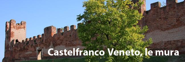 le mura di Castelfranco Veneto