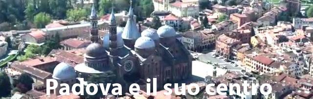 panorama centro Padova
