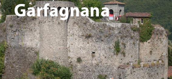 alberghi nella Garfagnana