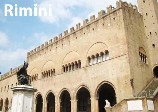 alberghi a Rimini centro