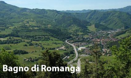 alberghi a Bagno di Romagna