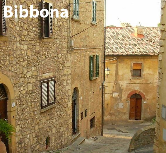 alberghi a Bibbona