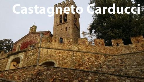 alberghi a Castagneto Carducci
