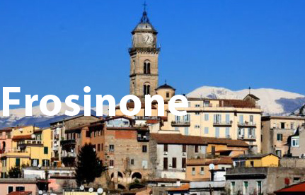 alberghi nel centro di Frosinone