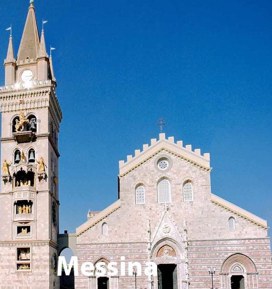 alberghi a Messina