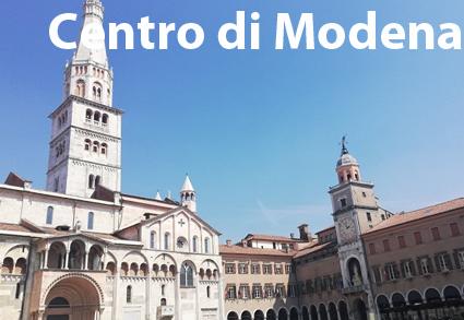 alberghi centro Modena