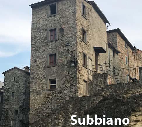 hotel a Subbiano