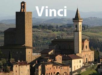 alberghi a Vinci