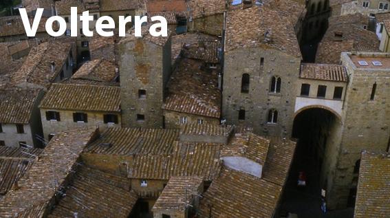 hotel a Volterra