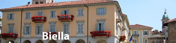 Alberghi a Biella