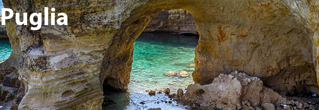 Alberghi in Puglia