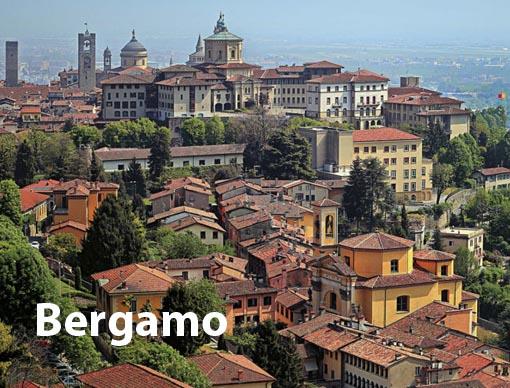 Alberghi a Bergamo centro