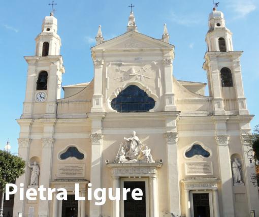 Alberghi a Pietra Ligure