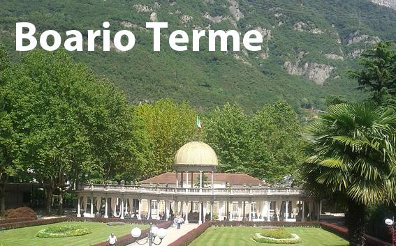 alberghi a Boario Terme
