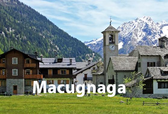 alberghi a Macugnaga