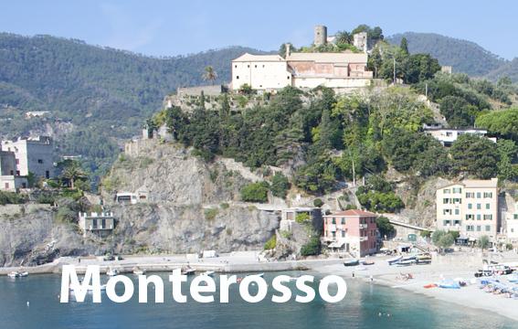Alberghi a Monterosso