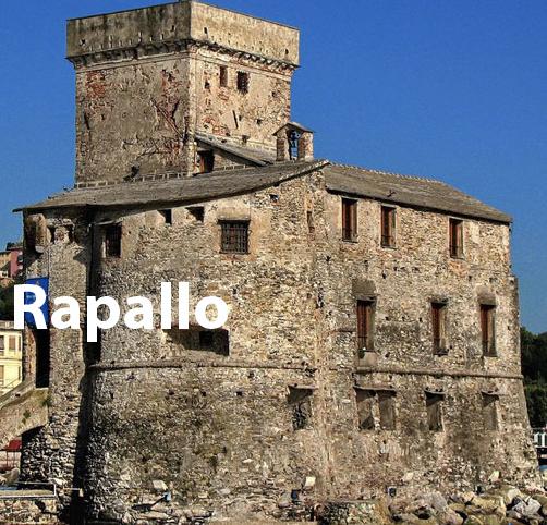 alberghi a Rapallo
