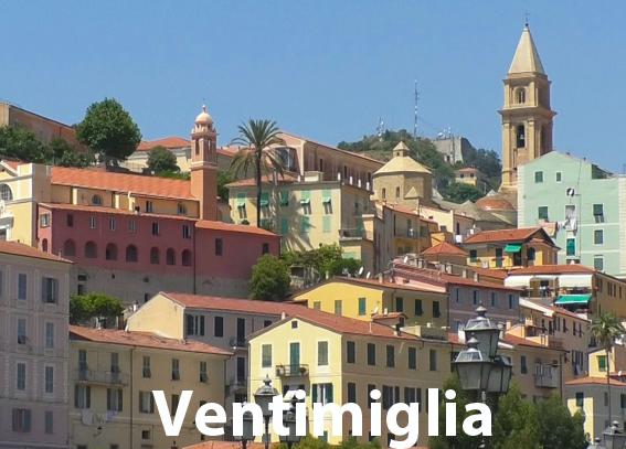 Alberghi a Ventimiglia