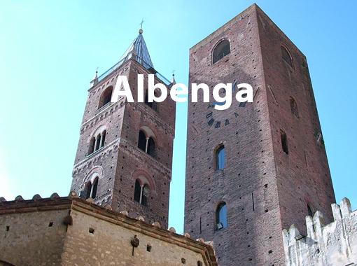 Alberghi ad Albenga