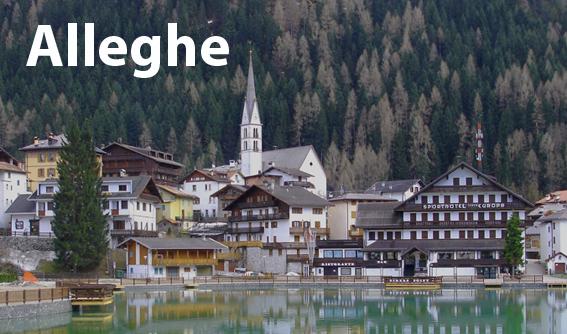alberghi ad Alleghe